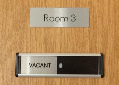 Room 3 Door