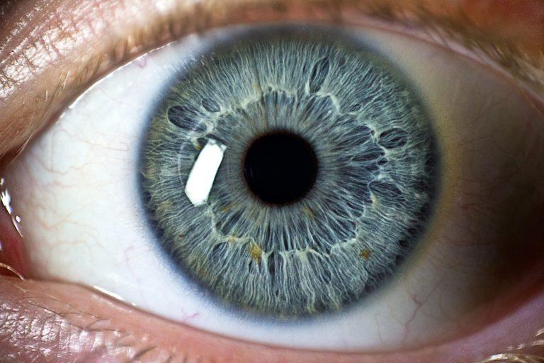 PTSD Eye